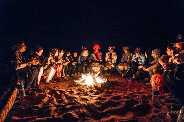 Marruecos viajes al desierto