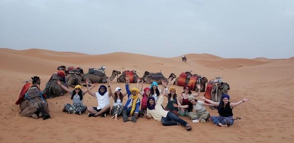 Marruecos rutas del desierto