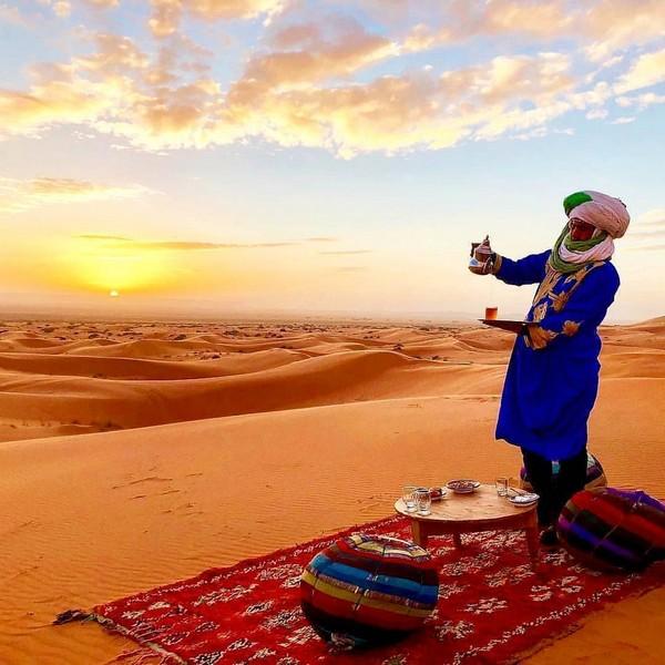 10 Dias de Marrakech al Desierto y Fez