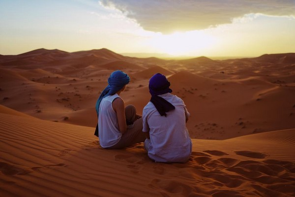 2 días excursión al desierto de Zagora desde Marrakech