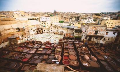 rutas de 1 dia de Fez