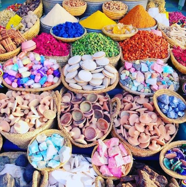rutas de Marrakech
