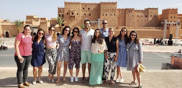 tour de Marrakech a Zagora